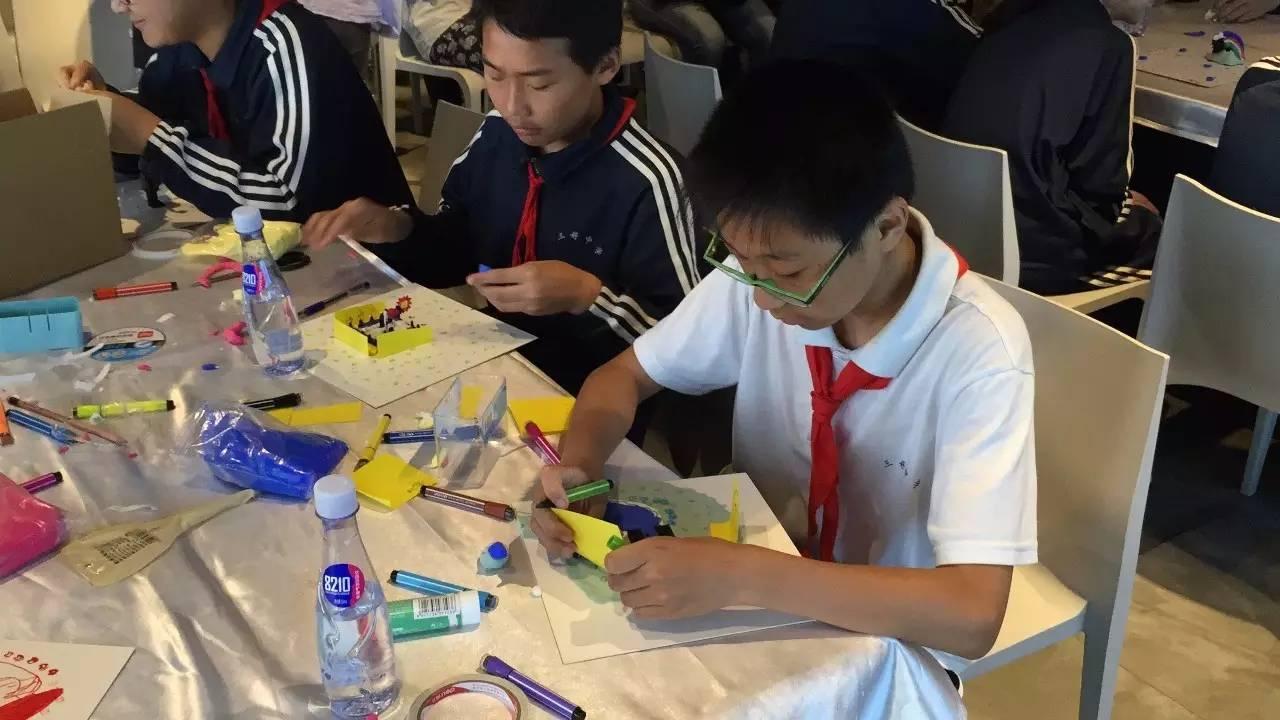 """""""用3D的方式说说我们名字的故事""""--三好中学 & ivy●maker 3D造字创新设计课程结业啦!"""